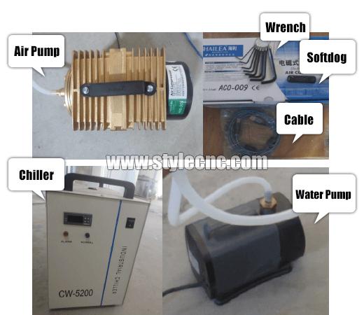 CO2 laser bits