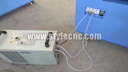 CO2 laser machine water chiller