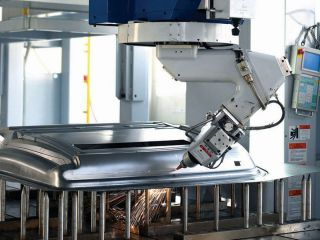 STYLECNC® Laser cutting machine is widely used in automotive industry