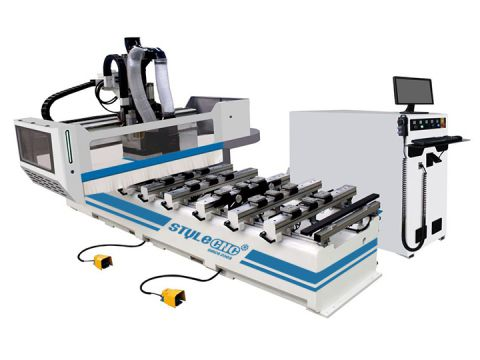 STYLECNC® PTP all-rounder CNC working center