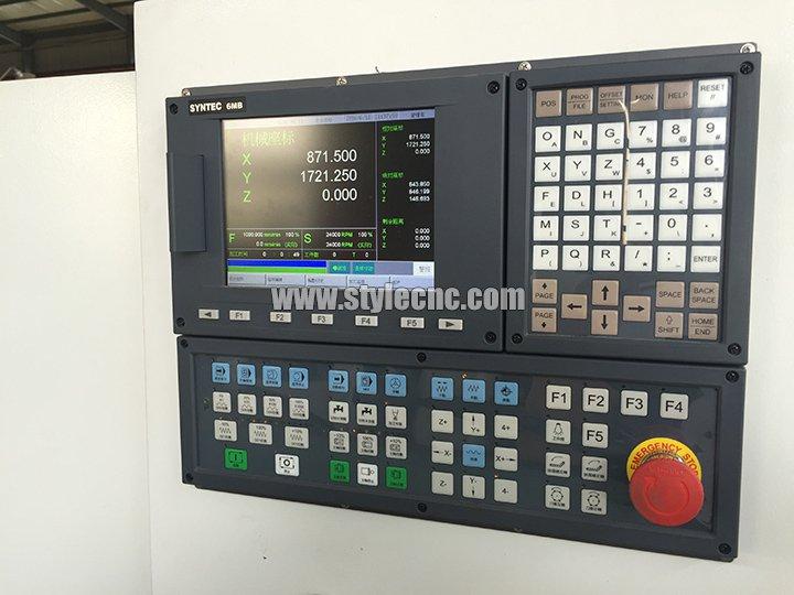 Taiwan Syntec control system