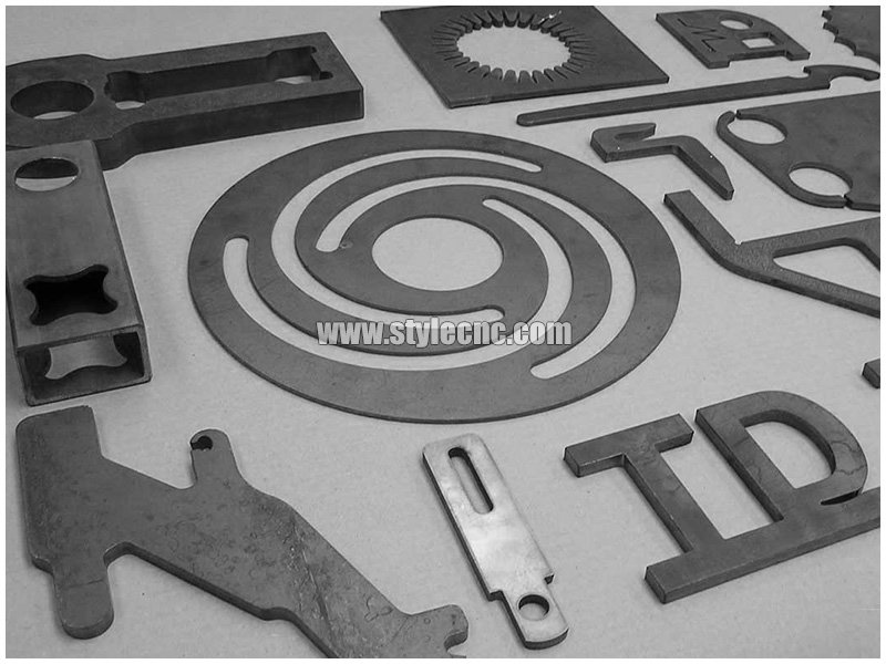 Plasma cutter applications for metal