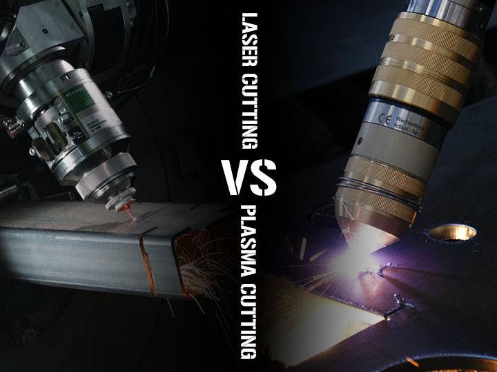 Laser cutting machine VS Plasma cutting machine