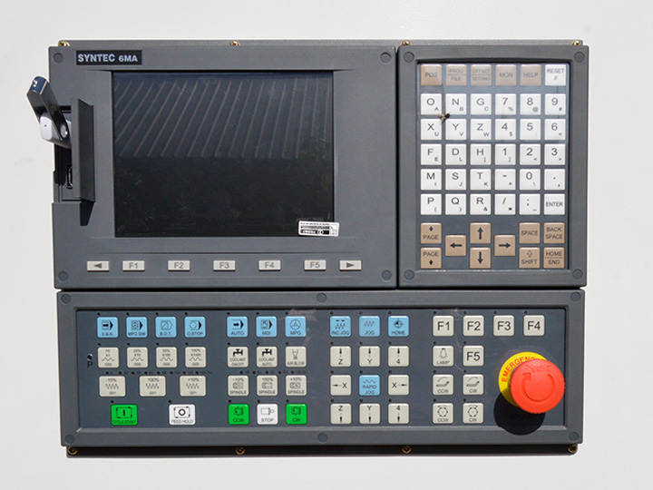 The Second Picture of Automatic Tool Changer CNC Router with Carousel ATC system