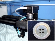 Laser <i><i>engraving</i></i> machine is widely used in plastic products