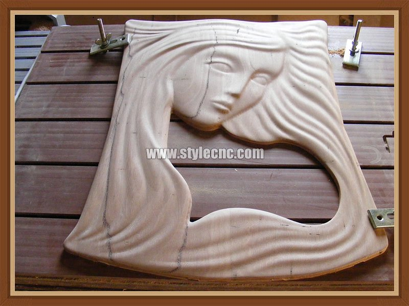 Relief carving and engraving applications