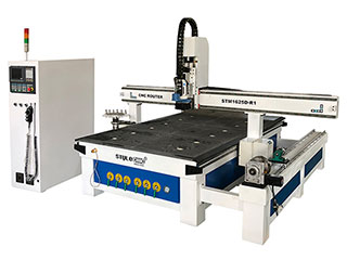 CNC Wood Carving Machine for Wood Furnitures, Tables, Chairs, Doors