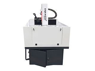 Multi-functional CNC Milling Machine for Metal