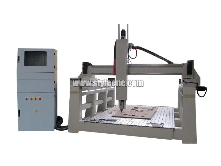 4 Axis EPS CNC Foam Router Machine