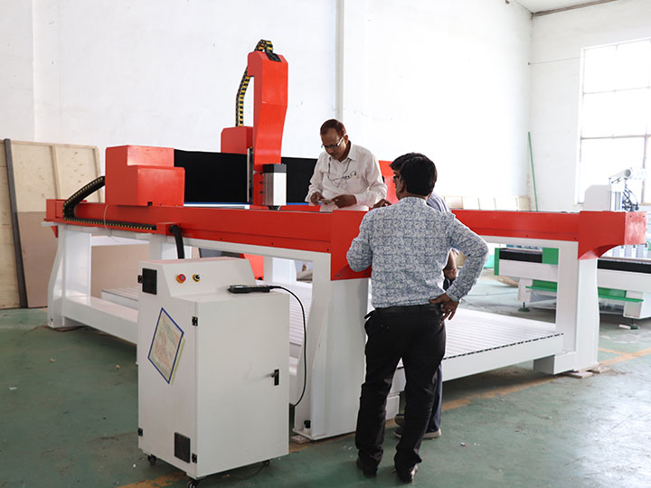 3 Axis EPS Foam CNC Router Machine