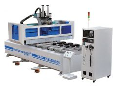 PTP CNC router for wood furniture routering, drilling, cutting and milling