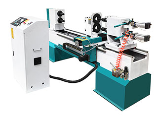 Why CNC wood lathe error?