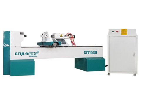 STYLECNC® CNC Wood Turning Lathe Machine for sale with cost price