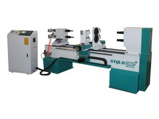 STL1516 CNC wood turning lathe machine is ready to be shipped to Argentina