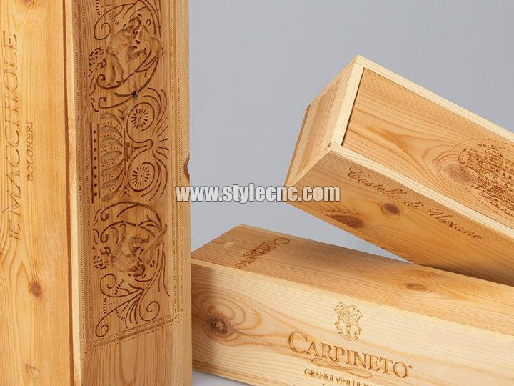 Wood laser engraving machine samples