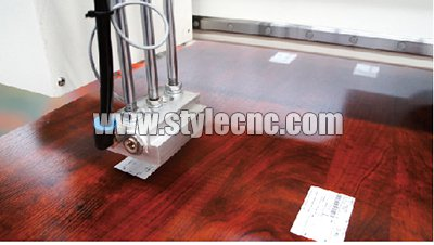 Automatic Barcode Labeling system