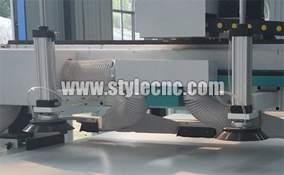 Suction Cup Load device of Customized furniture CNC router