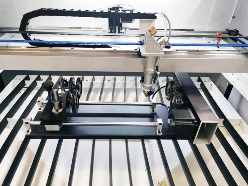 Mini Laser Engraver details show