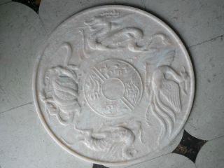 CNC Marble Carving Samples by Stone CNC Machine