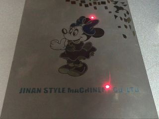 Color Laser Engraving and Marking on Stainless Steel