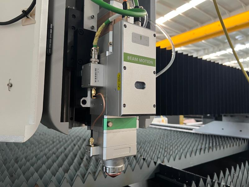 Lasermech laser cutting head