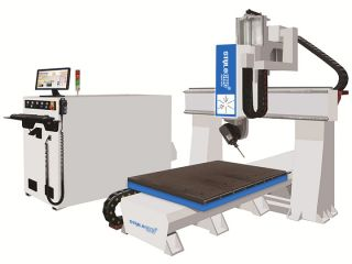 Small 5 Axis CNC Machining Center for Sale
