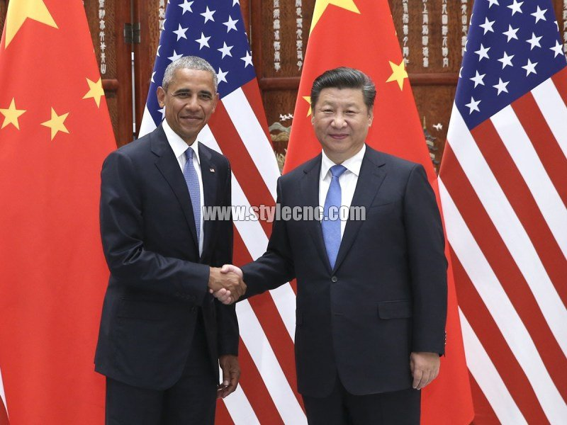 America - Barack Hussein Obama