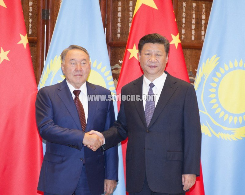 Kazakhstan - Nursultan Abishevich Nazarbayev