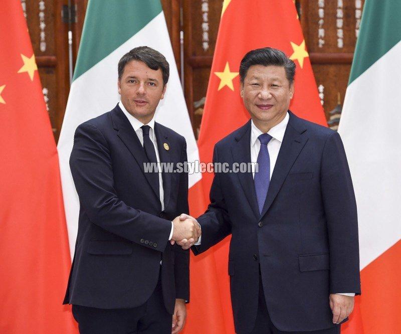 Italy - Matteo Renzi