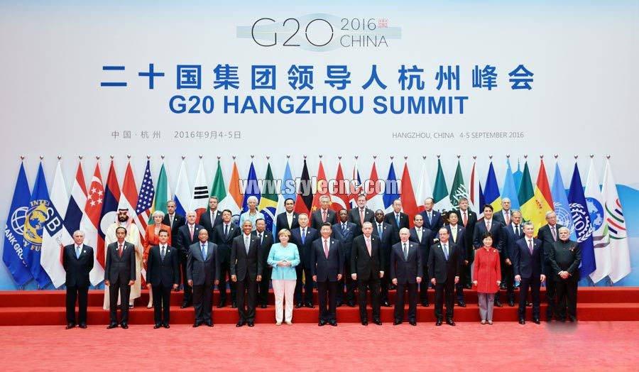 2016 G20 HANGZHOU SUMMIT