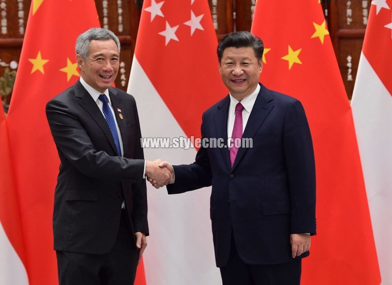 Singapore - Lee Hsien Loong