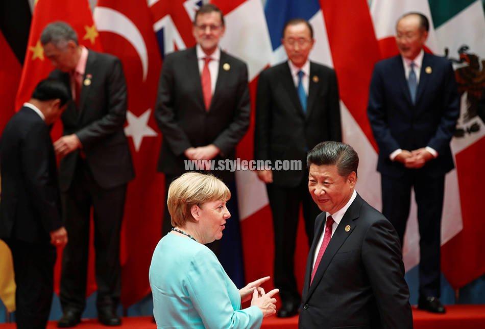 Germany - Angela Dorothea Merkel