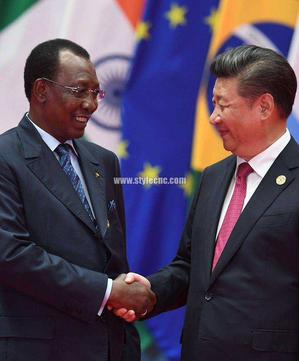 Chad - Idriss Déby