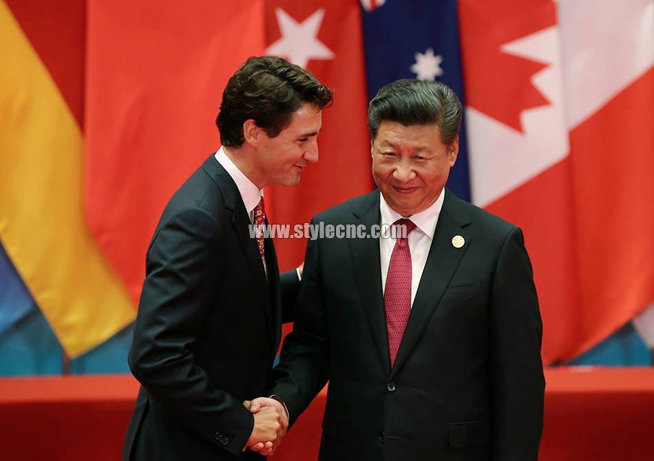 Canada - Justin Trudeau