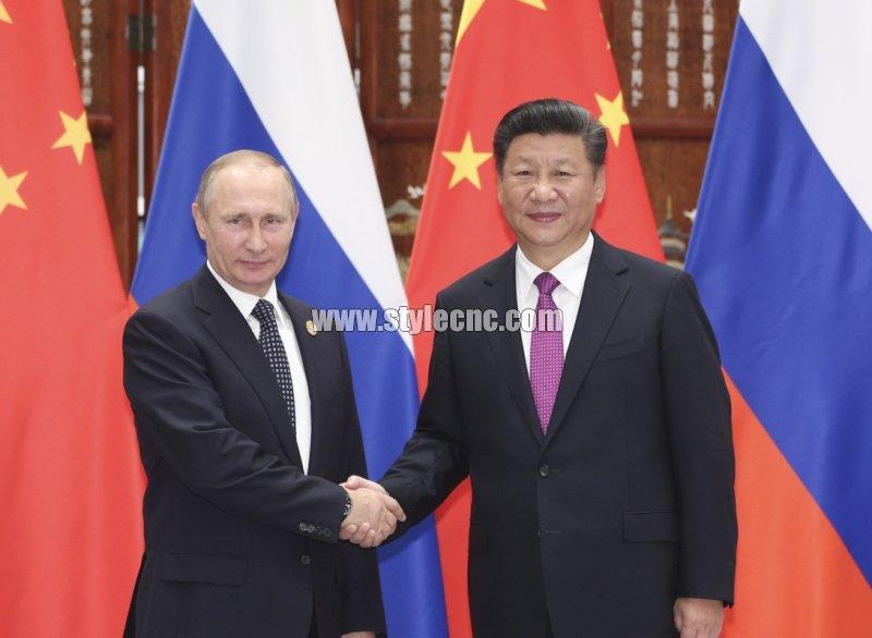 Russia - Владимир Владимирович Путин