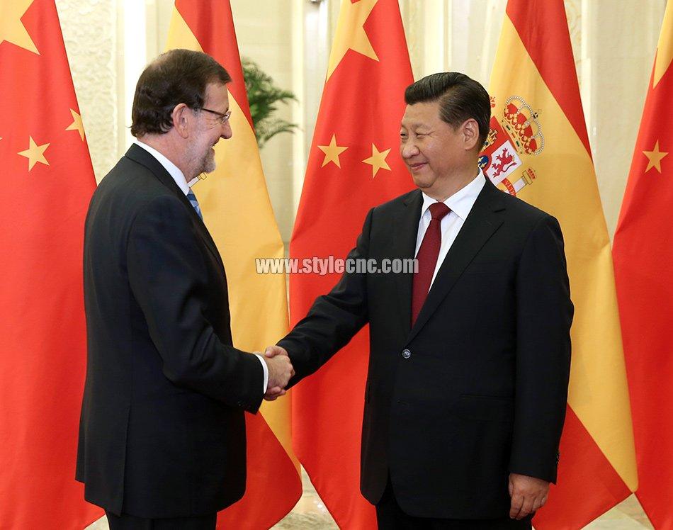 Spain - Mariano Rajoy