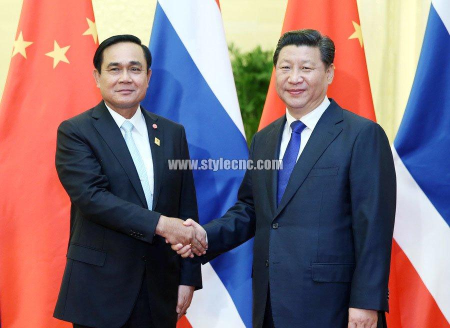 Thailand - Prayuth Chan-ocha