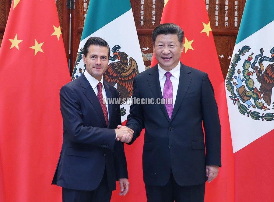 Mexico - Enrique Peña Nieto