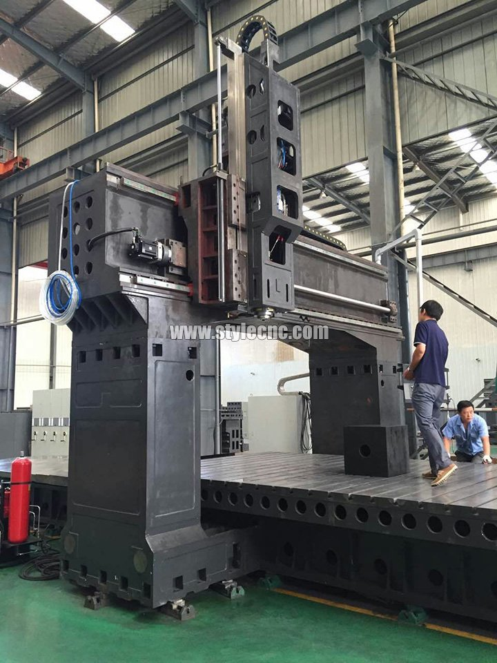 Gantry 5 faces machining center
