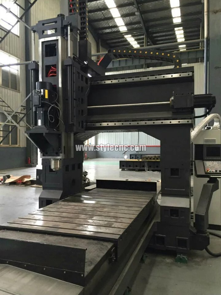 Small gantry 5 faces CNC machining center