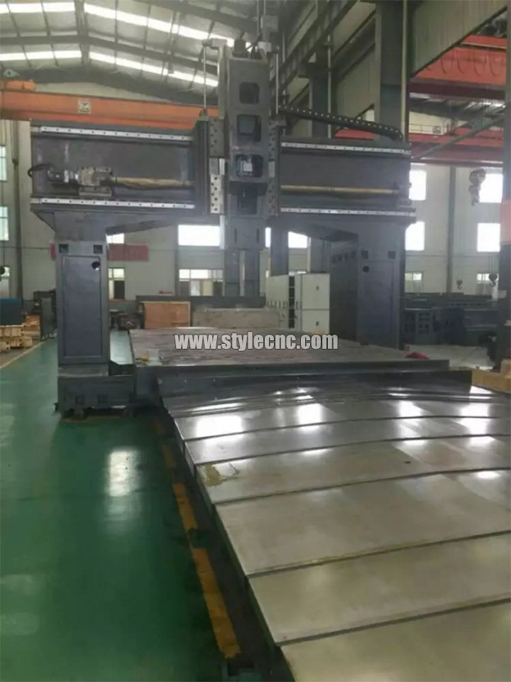 Gantry 5 faces CNC machining center