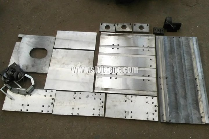 High quality CNC router parts