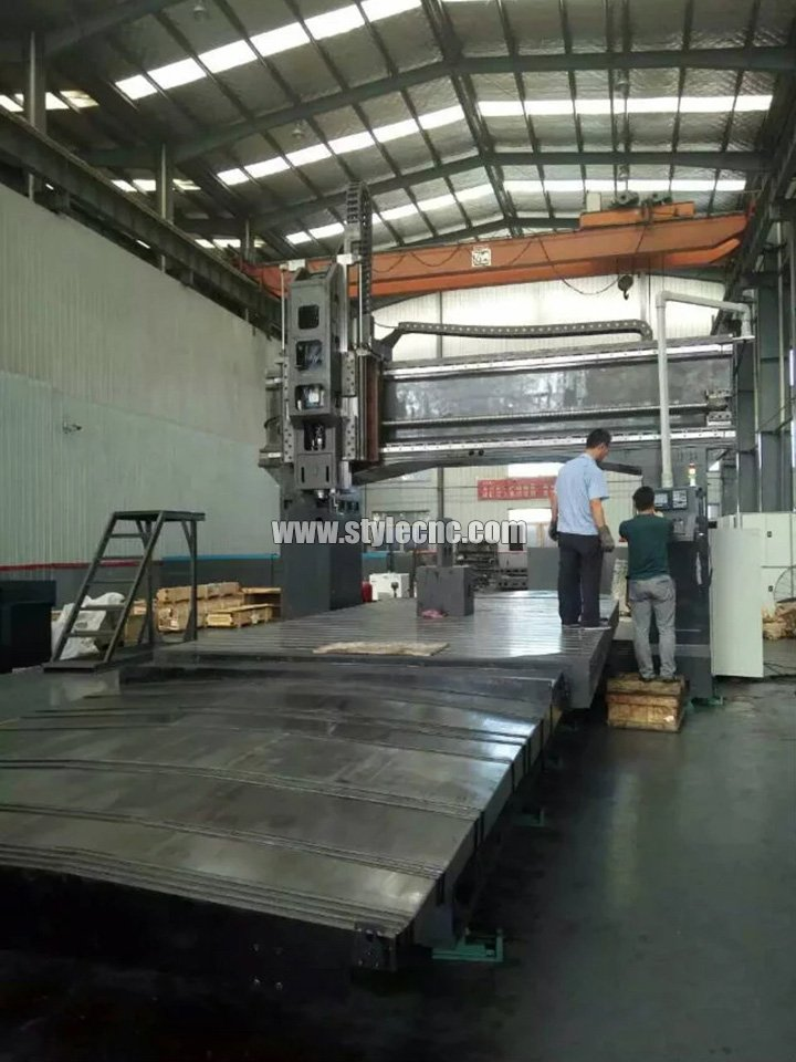 5 faces machining center