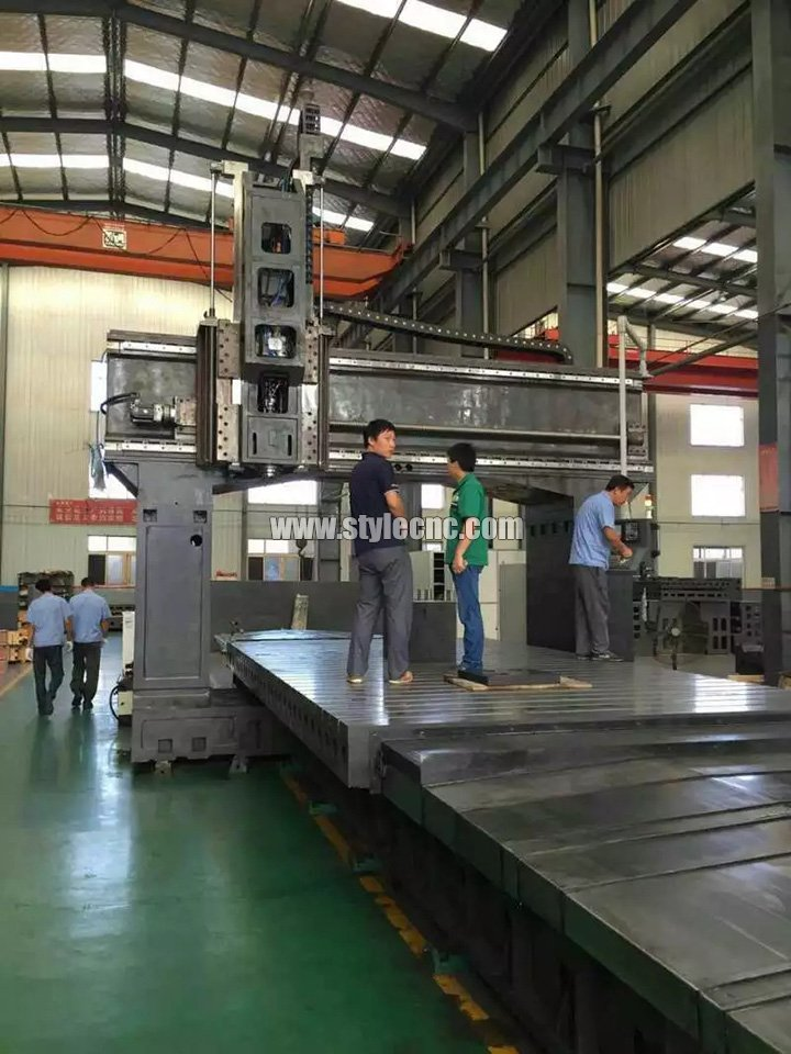 High-precision Gantry 5 faces machining center