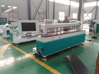 Automatic CNC side drilling machine SH delivery to Malaysia customer