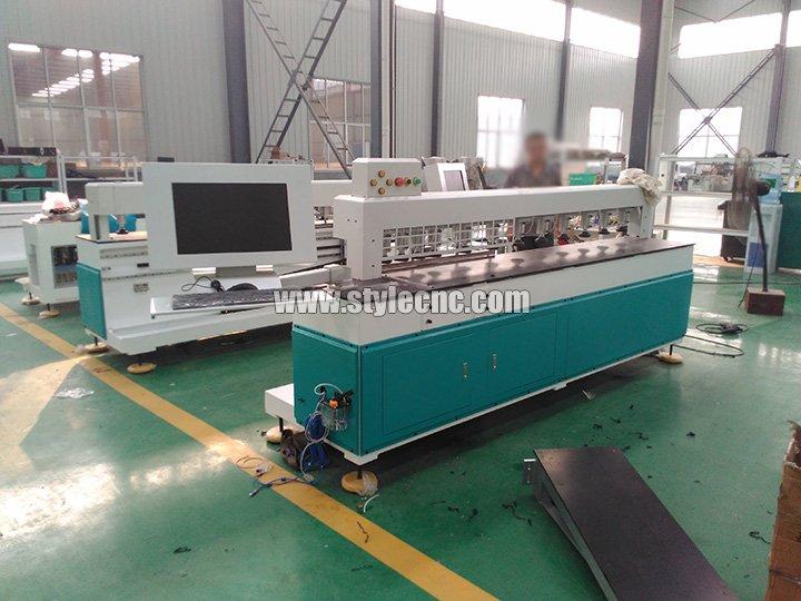 Full automatic CNC side drilling machine