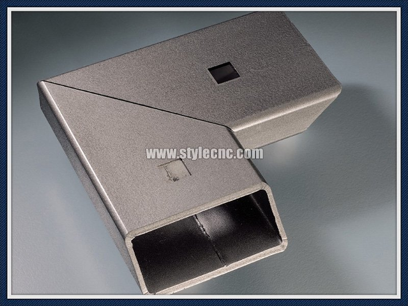 Square Metal Pipe And Tube Cutting Samples By Fiber Laser