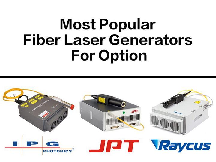 3D laser marking machine application