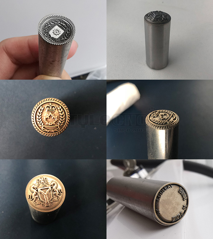 3D laser marking machine product type