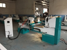 STL1530-S CNC Lathe Machine for Wood Turning & Carving in Turkey